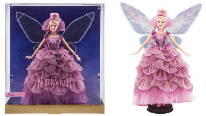 Live-Action Sugar Plum Fairy doll.