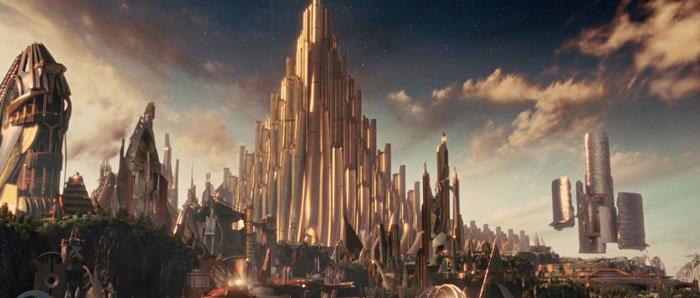 Image Of Asgard.