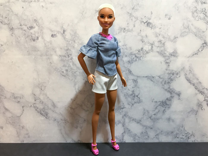 Barbie Fashionista Number 82