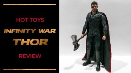 Hot Toys Avengers: Infinity War Thor Review.