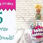 Blind Bag Friday: 5 Surprise Mini Brands from Zuru!