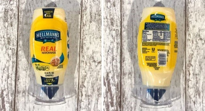 5 Surprise Mini Brands: Hellmann's Mayonnaise.