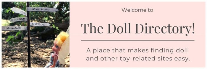 The Doll Directory: A place that makes finding doll and other toy related sites easy.