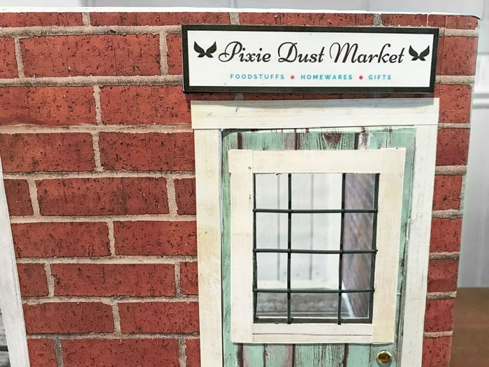 Pixie Dust Market: The official name of our doll supermarket!