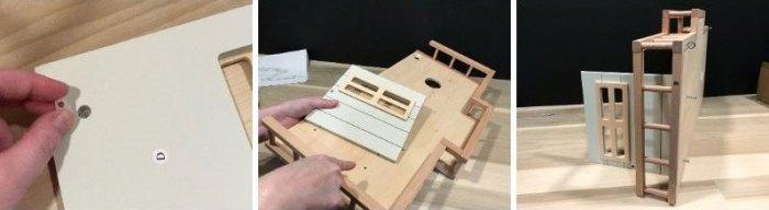 Assembling Treehouse (Image 2).
