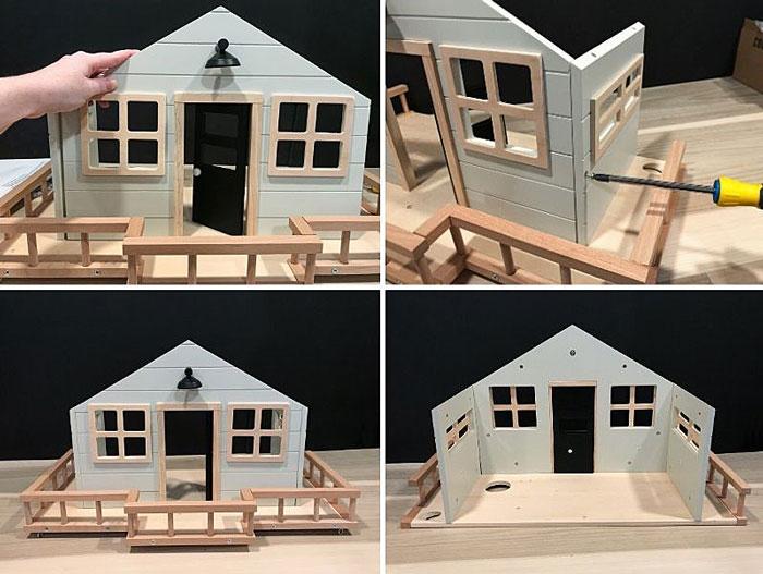 Assembling Treehouse (Image 3).