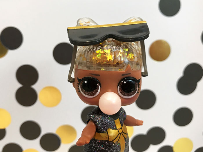 L.O.L Winter Disco Doll Prezzie.