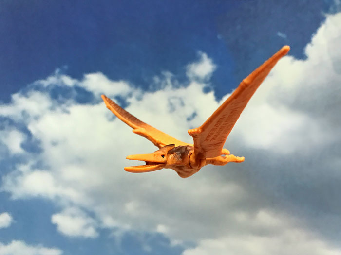 Jurassic World Mini Pteranodon.
