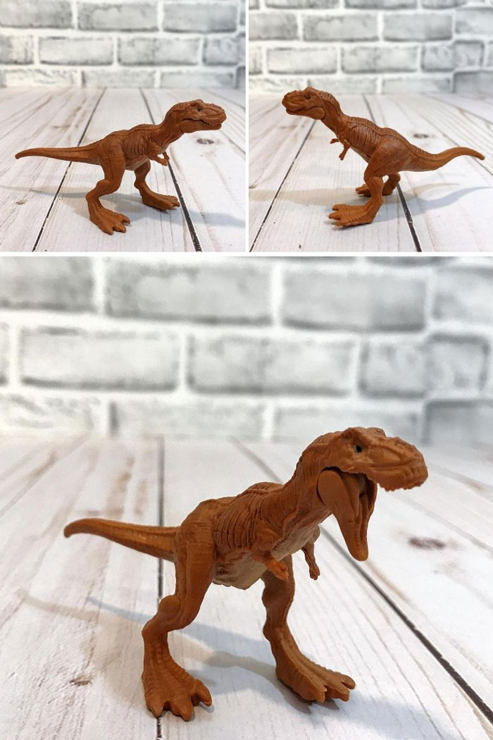 Jurassic World Mini Dinosaur: T-Rex.