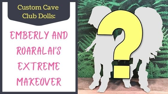 Emberly and Roaralai's Extreme Makeover!