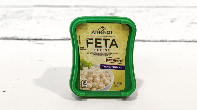 5 Surprise Mini Brands Series 2: Feta Cheese.