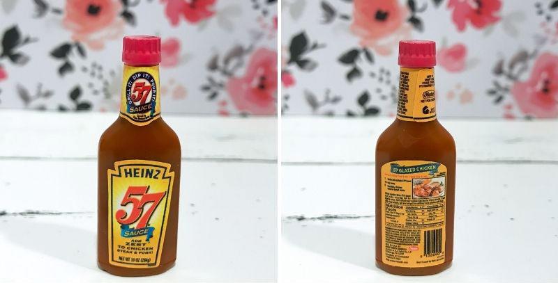 5 Surprise Mini Brands Series 2: Heinz Sauce.