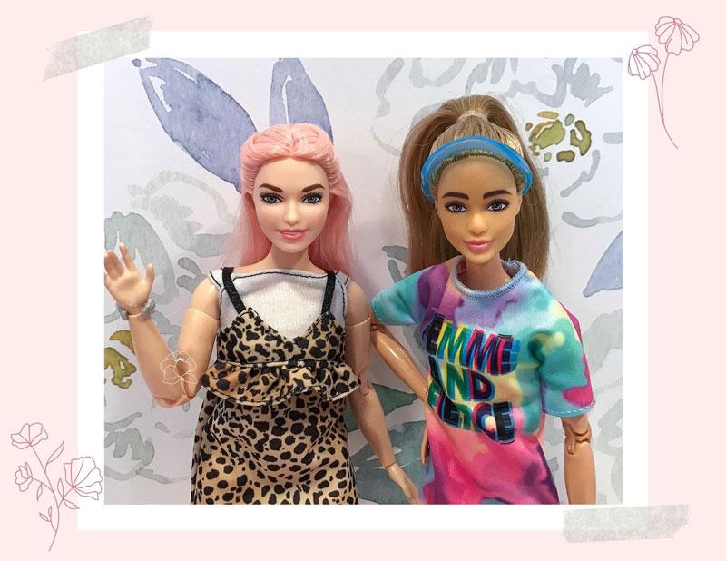 Barbie Fashionista Review 2021. www.pixiedustdolls.com
