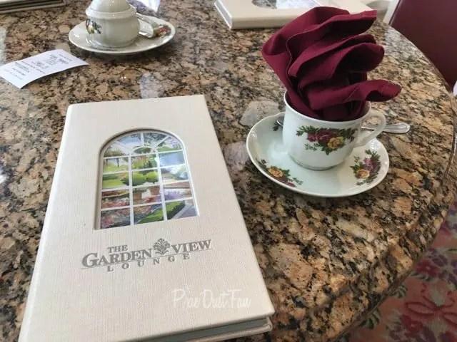 Afternoon Tea At Disneys Grand Floridian Review