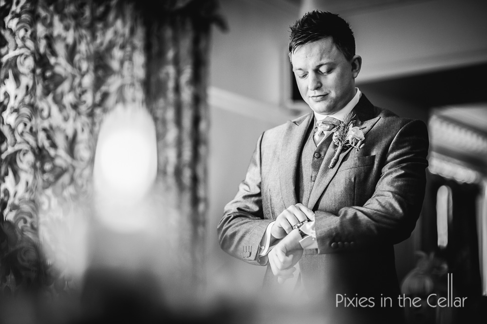 Eaves Hall Winter Wedding Late February In Lancashire
