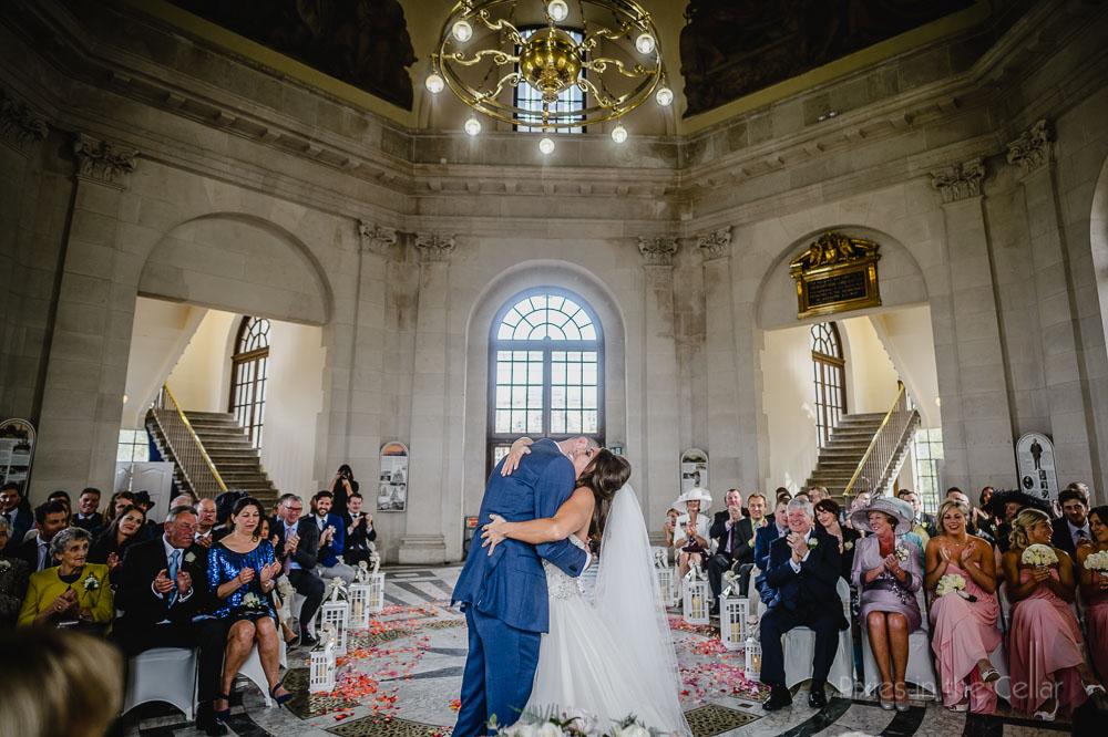 Lancaster Wedding Photography At Ashton Memorial