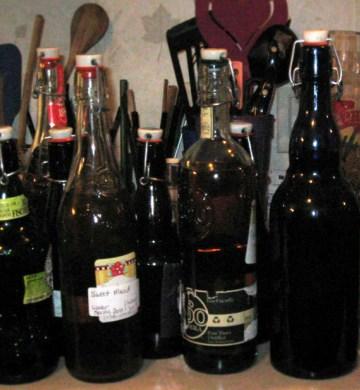 Cordials, elixirs and brews