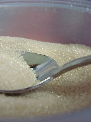 sugar in my bowl - Let's Talk About: Honey vs Sugar on pixiespocket.com