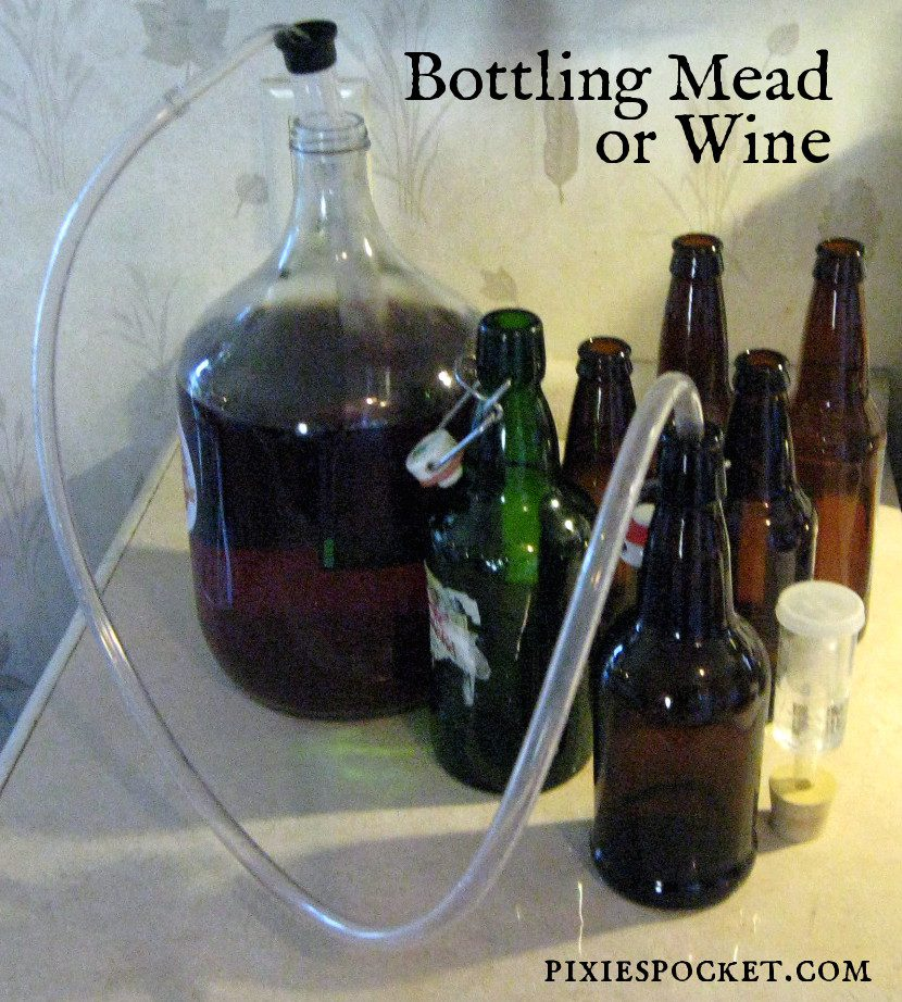 One Gallon Mead and Wine Recipes