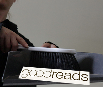 Sweeping Goodreads into the trash.