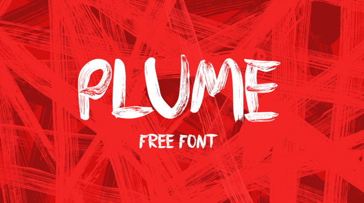 plume-font-paint-free-download