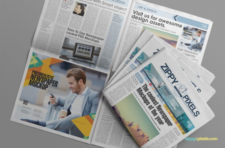 Free-Photorealistic-Newspaper-Ad-Mockup-01-824x542