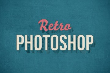 Vintage-Photoshop-Text-Effect-PSD
