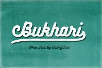Bukhari Script Free download