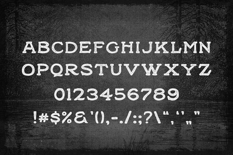 Black Willow Free Font