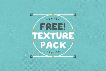Free Subtle Vector Texture Pack