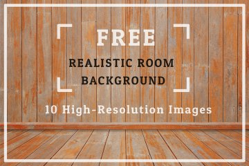 10 Free Realistic Room Backgrounds