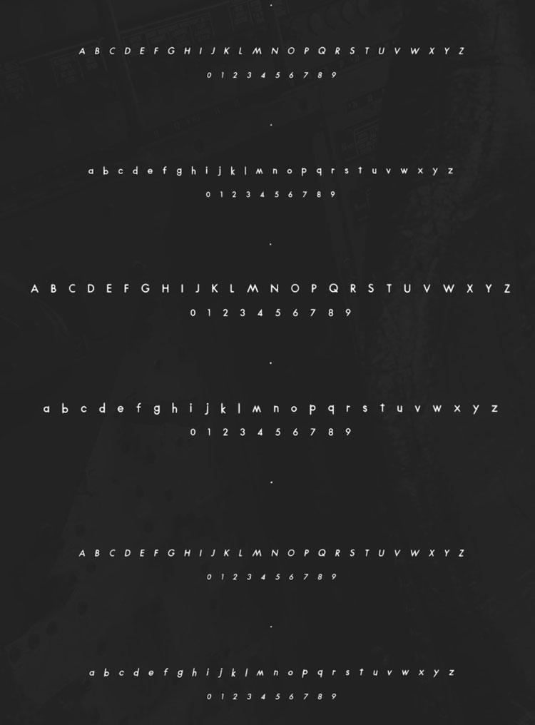 Keisatsu-free-Typeface