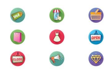 9 Free E-Commerce Icons