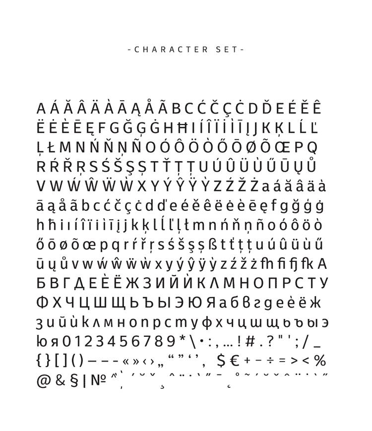 Ossem Free Typeface