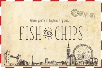 Fish and Chips Free Typeface