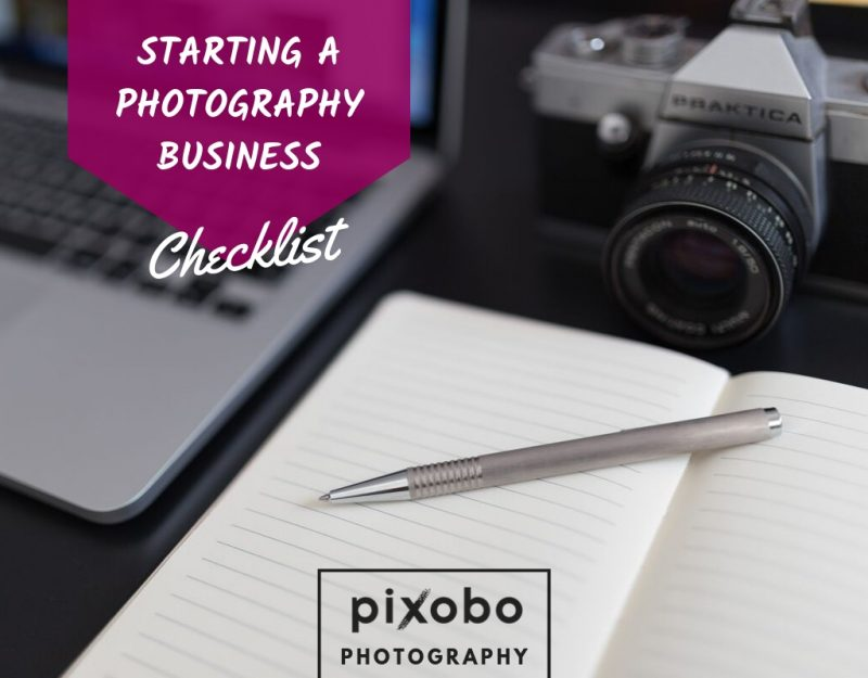 Starting a Photography Business Checklist