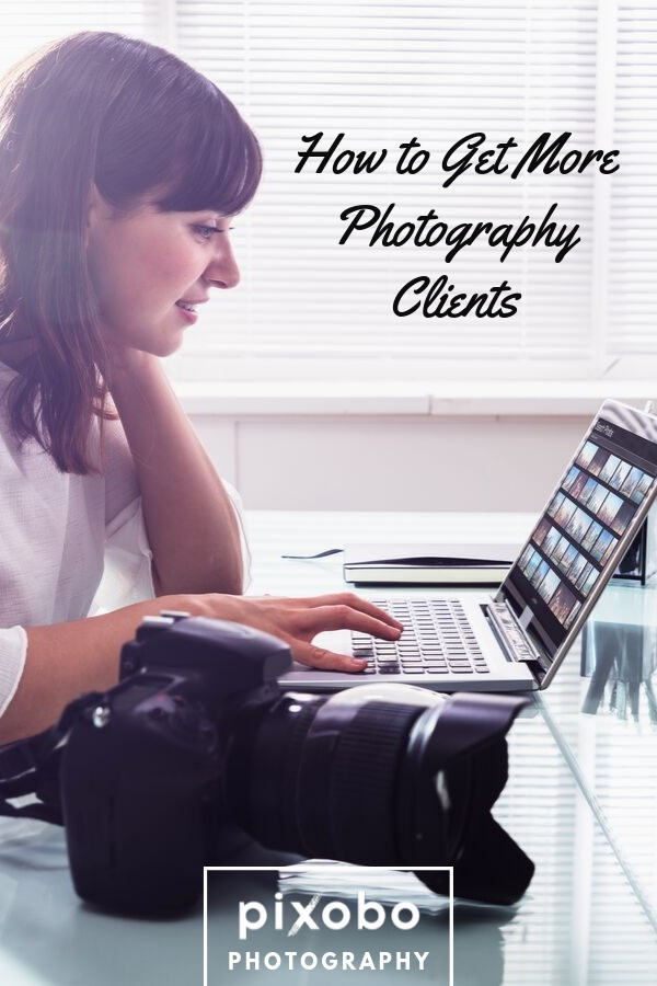One thing is for sure, every photographer wants to know how to get more photography clients. Whether you are a beginner or a professional photographer, clients are a key factor for a profitable photography business. Finding more photography clients can sound impossible, but do not worry we will be your guide. We have compiled some key points on how to make your business more attractive to your new photography clients! #photographybusiness #profitablephotography #photographyclients #businesstips