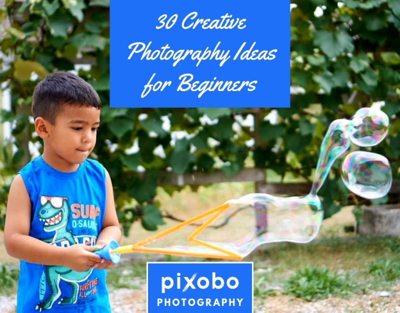 30 Creative Photography Ideas For Beginners