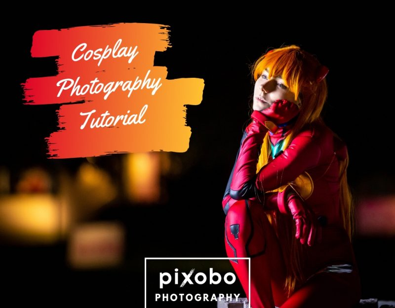 Cosplay Photography Tutorial