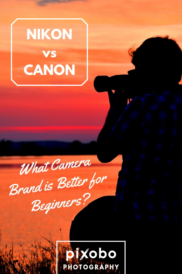 Are you looking for a camera for beginners? Which camera is better for beginners, Canon or Nikon? In this blog post, you can read more about Canon and Nikon cameras, professional digital cameras and non-professional digital cameras. Find out how to determine what you need in a camera? Canon vs Nikon, what will you choose? #canonvsnikon #canoncamera #nikoncamera #cameraforbeginners