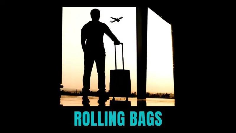 Camera Roller Bags