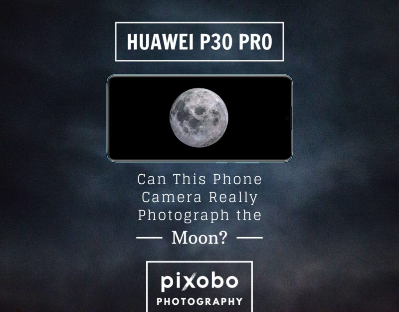 Can This Phone Camera Really Photograph the Moon