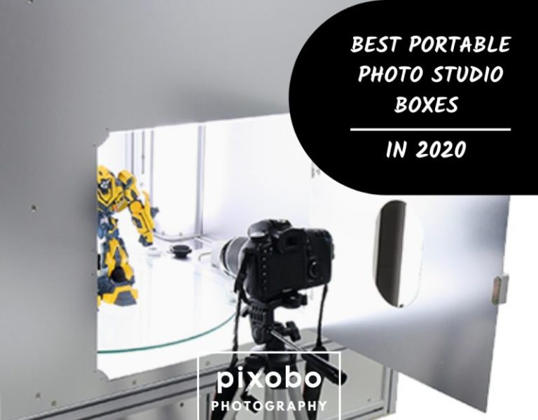 Top 6 Best Portable Photo Studio Boxes in 2020