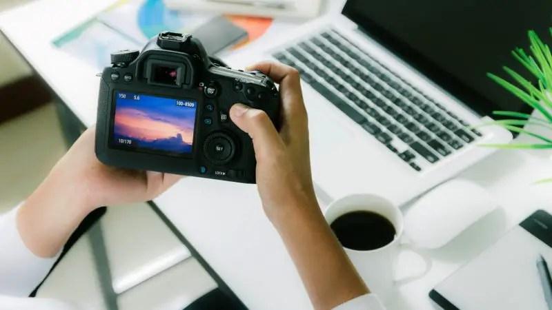 camera's ISO