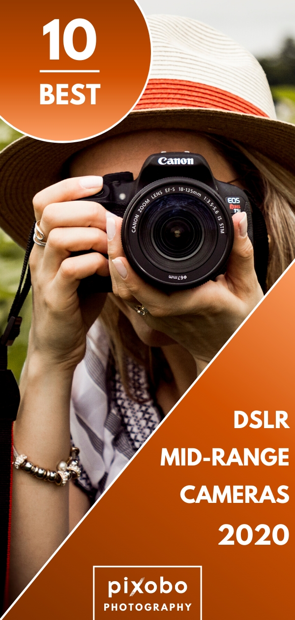 Do you want to buy a new DSLR camera? If you want something more than an entry-level DSLR camera and you want more control and robustness, we can help you! Here we have prepared for you the top 10 mid-range DSLR cameras in 2020. Choose the best DSLR camera for you! #dslr #dslrcamera #dslrphotography #dslrphotographytips