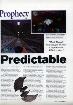 Wing Commander Prophecy Review - PC Gamer (Page 2)