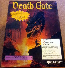 Death Gate Box
