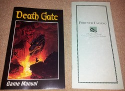 Death Gate Manuals