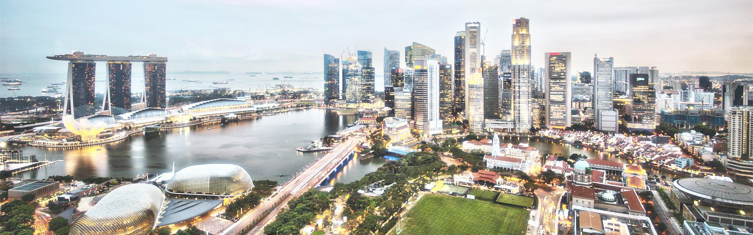 Marina Bay – Singapore