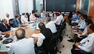 Meeting on Maintenance of School Toilets Constructed by PSU of Ministry of Power, Coal and New and Renewable Energy